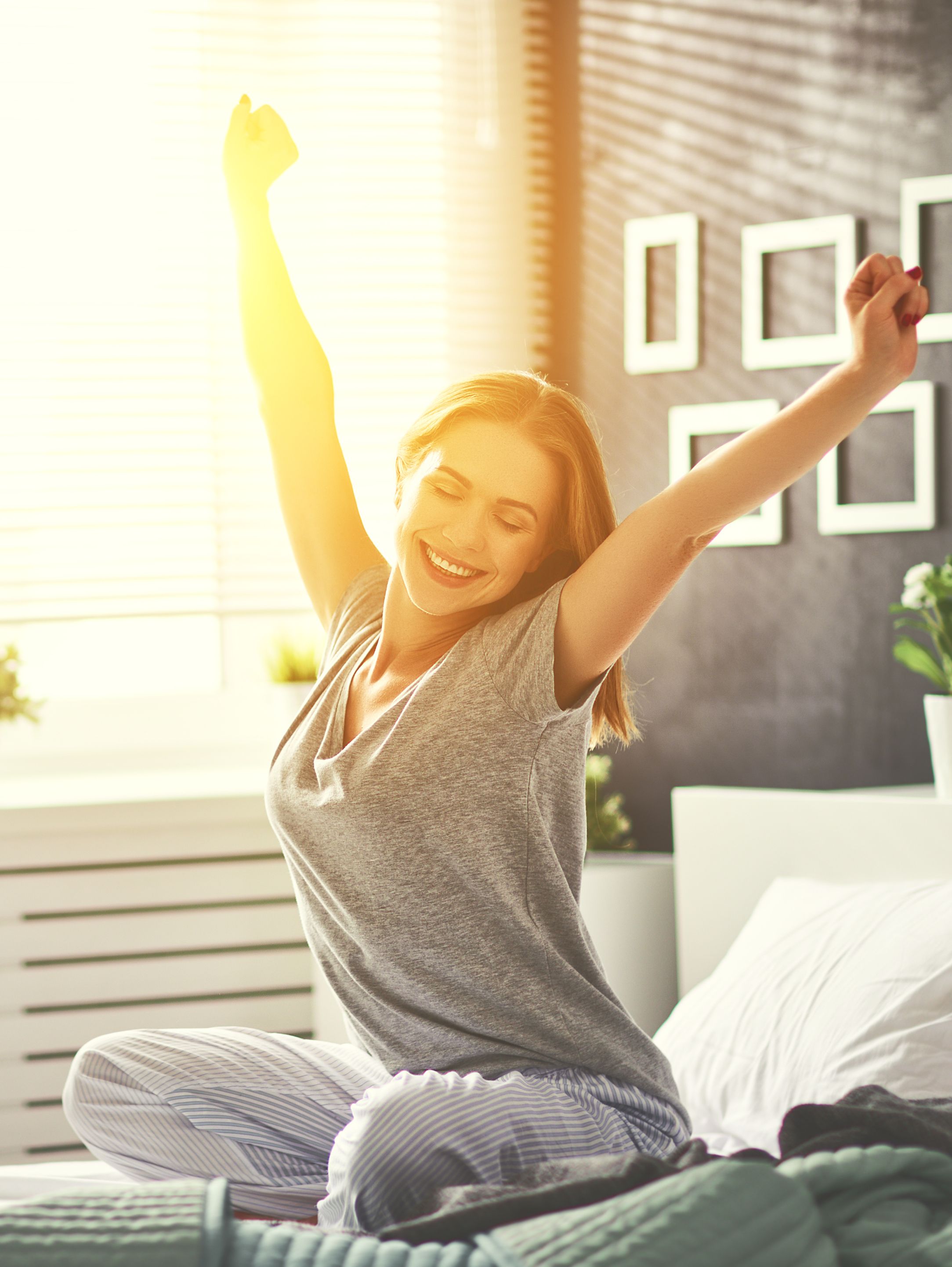 7 sleep benefits (or 7 good reasons to take care of your rest!)